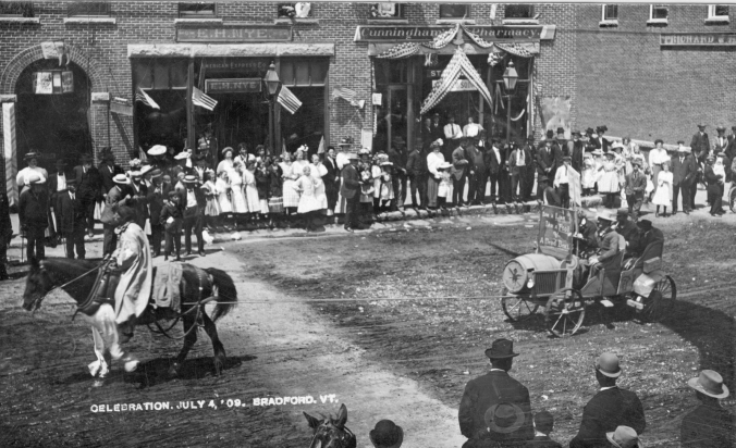 Bradford VT Fourth of July 1909