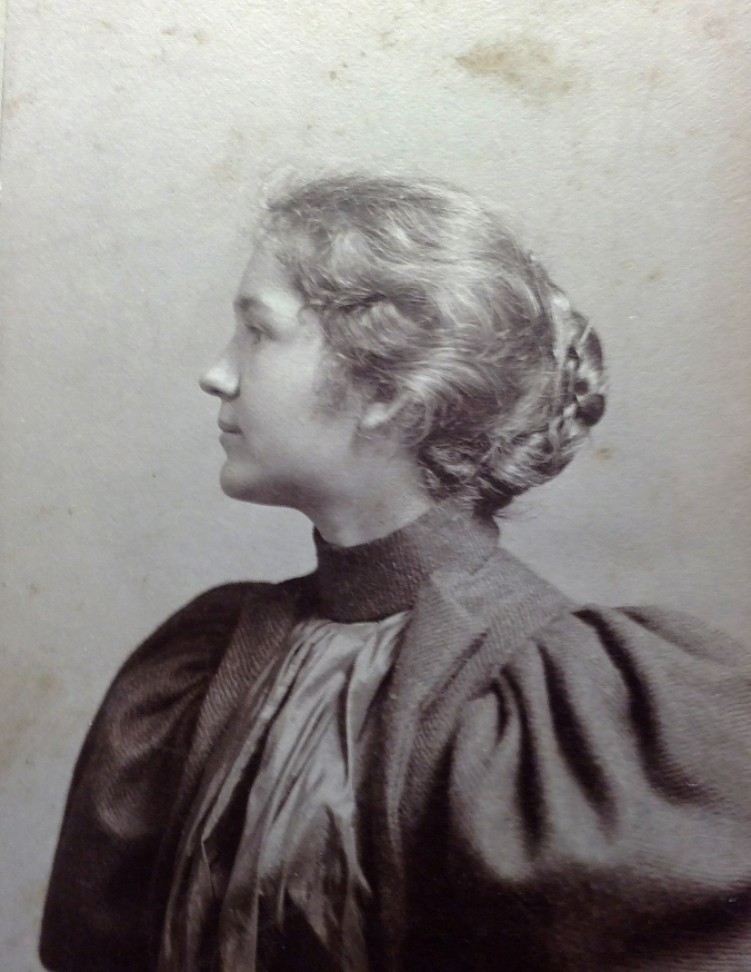 Lydia A Parrish 1895